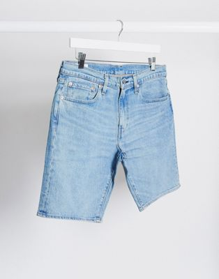 Levi's lightweight walk shorts in blue tie dye - ASOS Price Checker