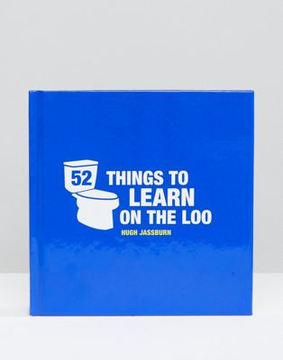 "Libro ""52 Things To Learn On The Loo"""