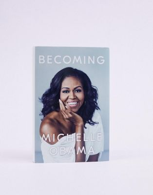 Libro Becoming: Michelle Obama