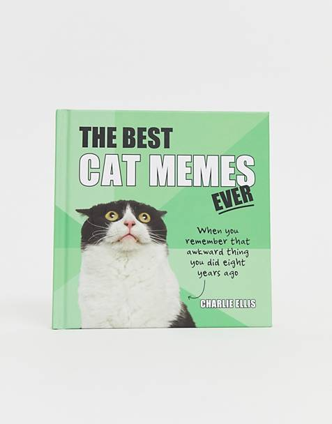 Libro Best Cat Memes Ever