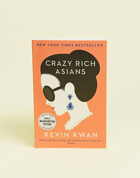 Libro Crazy Rich Asians