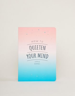 Libro de bienestar How To Quieten Your Mind