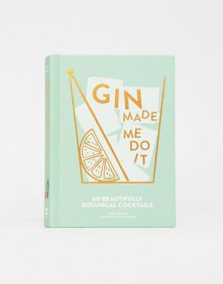Libro de recetas Gin Made Me Do It