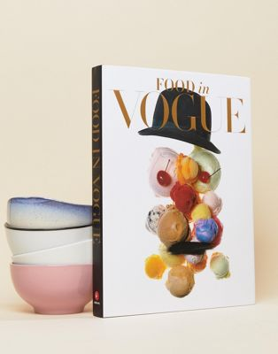 "Libro ""Food in Vogue"""