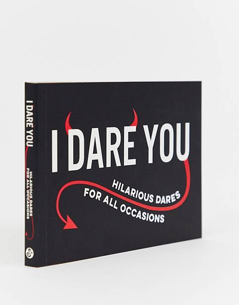 Libro I Dare You: Hilarious Dares For All Occasions