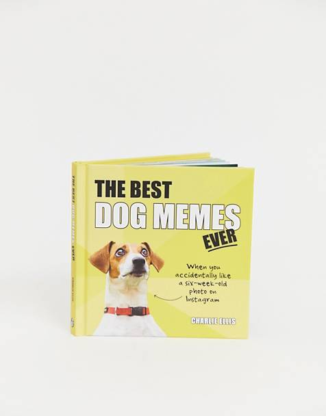 Libro The best dog memes ever