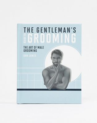 Libro The gentleman's guide to grooming