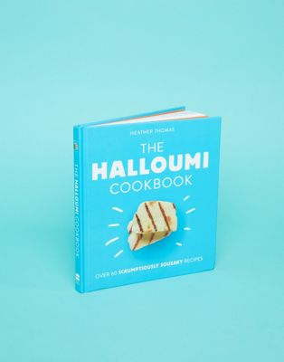 Libro The Halloumi Cook Book