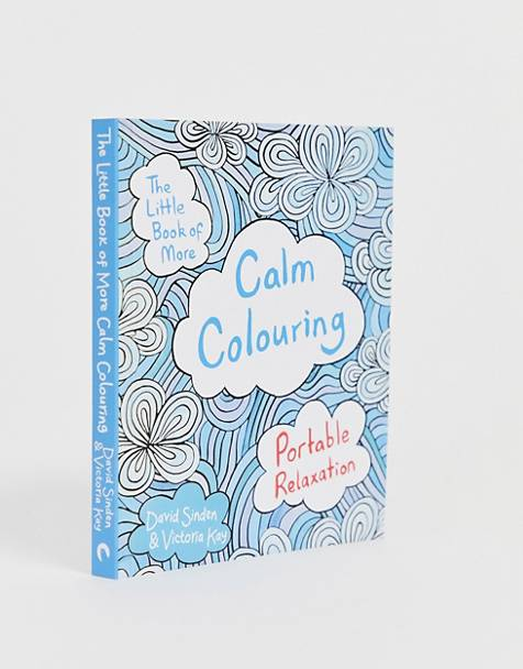 Libro The little book of calm colouring