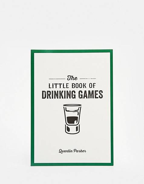 Libro The Little Book of Drinking Games