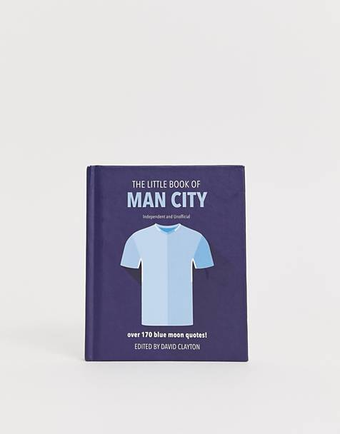 Libro The little book of Man City