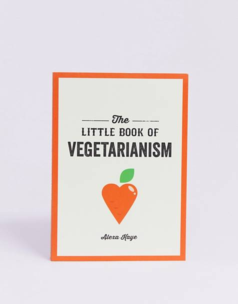Libro The Little Book of Vegetarianism