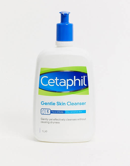 Limpiador suave para pieles sensibles GentleSkin de1 l deCetaphil