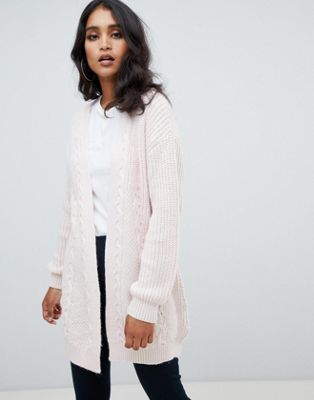 Lipsy Cable Knit Cardigan