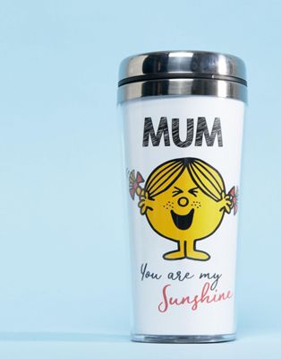 Little Miss Sunshine Mum Travel Mug