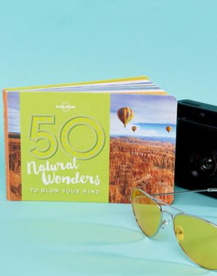 "Lonely Planet - Libro da viaggio ""50 Natural Wonders"""