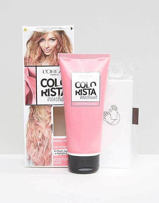 L'Oreal Paris – Colorista – Haarfarbe zum Auswaschen, Dirty Pink