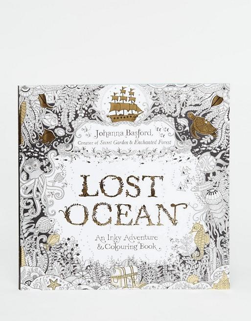 Lost Ocean coloring Book | ASOS