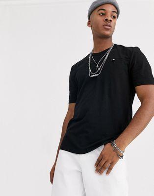 Love Moschino – T-shirt med logga