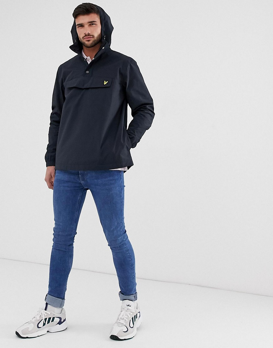 Lyle & Scott Overhead Anorak by Lyle & Scott