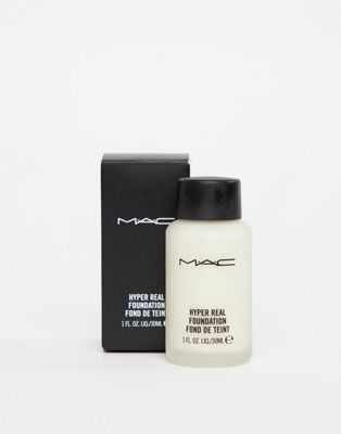 MAC Hyper Real foundation highlighter- Gold
