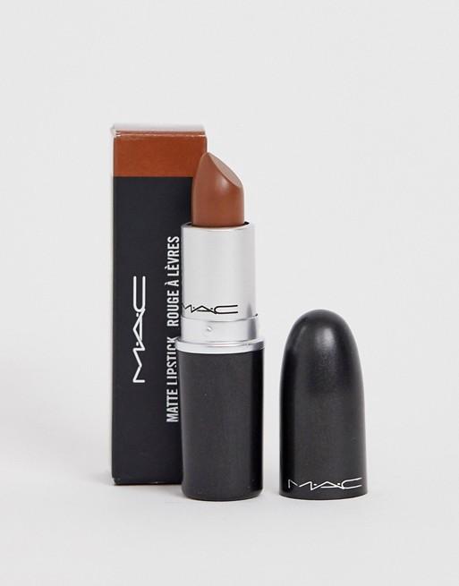 MAC - Rouge à lèvres mat - Derriere