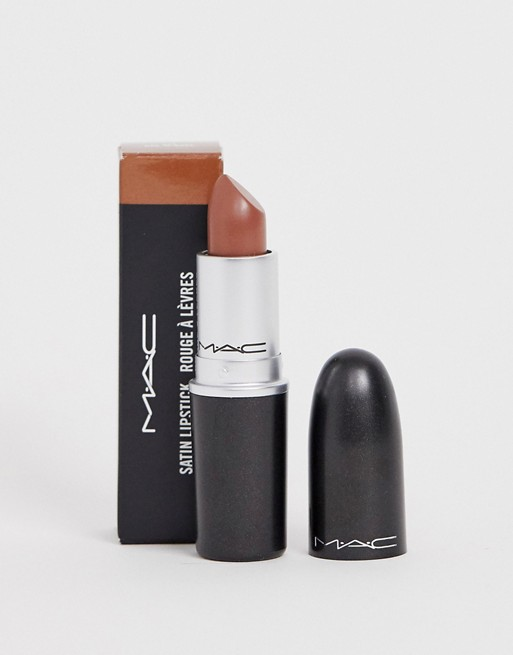 MAC – Satin – Lippenstift – Bad 'N' Bare