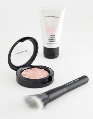 MAC Shiny Pretty Things Glow Better: Rosa