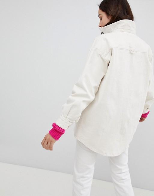 Hemdjacke Oversize Mads in Passform Jeans 2288superraw Norgaard SBqqaEnU