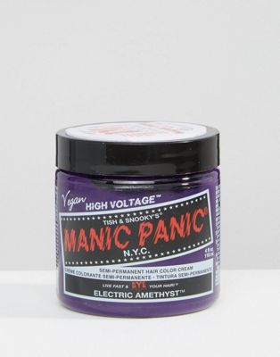 Manic Panic NYC Classic Semi Permanent Hair Colour Cream - Electric Amethyst