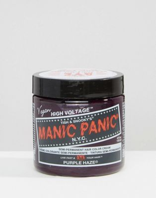 Manic Panic NYC Classic Semi Permanent Hair Colour Cream - Purple Haze