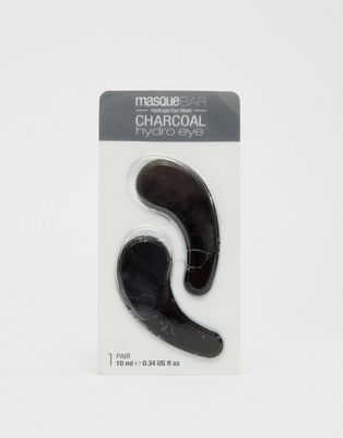 MasqueBAR Charcoal Hydro Gel Eye Patch