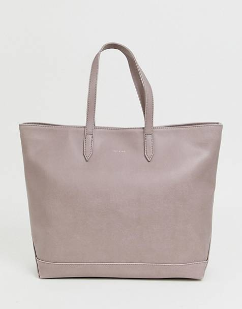 Matt & Nat tote bag in orchid