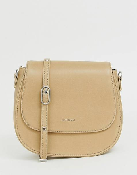 Matt & Nat vintage crossbody satchel bag