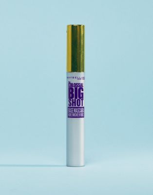 Image 1 of Maybelline Colossal Big Shot Mascara Primer 01 Black Fibre