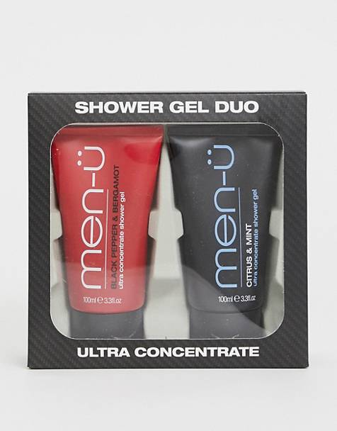 men-ü - Duo gel douche