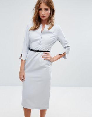 Millie Mackintosh - Layla - Vestito longuette con cintura