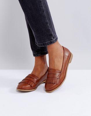 Miss KG - Loafers met franjes