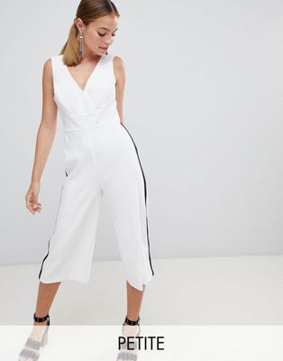 Miss Selfridge Petite Cullotte Jumpsuit