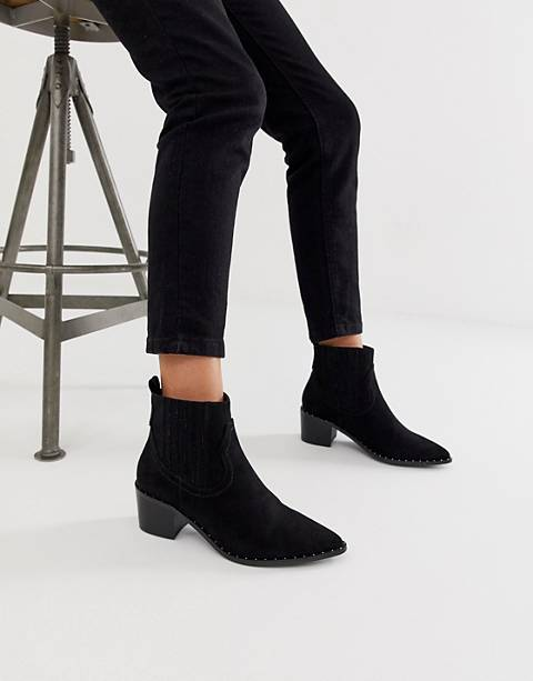 Miss Selfridge western boot