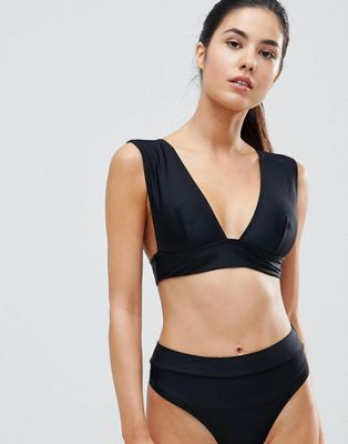 Missguided - Mix & Match - Haut de bikini très pigeonnant