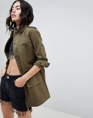 Missguided Utility Jacket