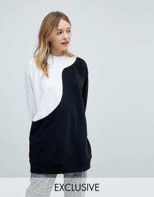 Monki Oversized Sweatshirt