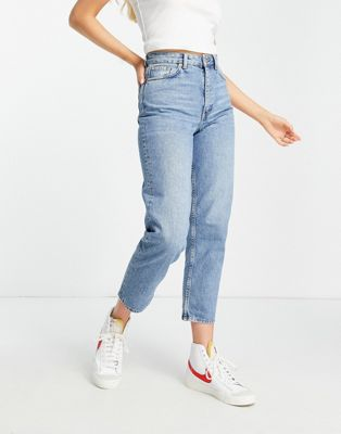 Monki Taiki High Waisted Mom Jeans