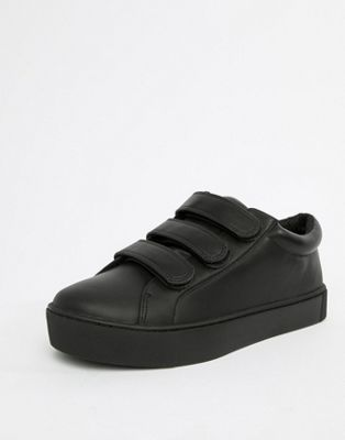 Image 1 of Monki velcro trainers