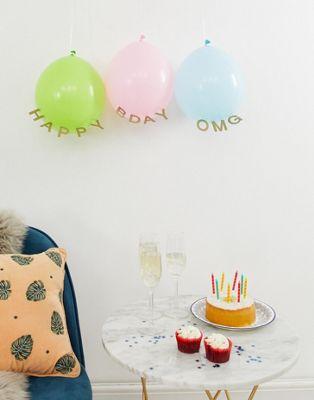 Изображение 1 из Набор для разрисовывания надувных шариков NPW