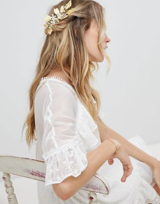 Набор заколок для волос Stone & Rose
