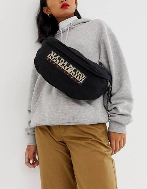 Napapijri Haset fanny pack in black
