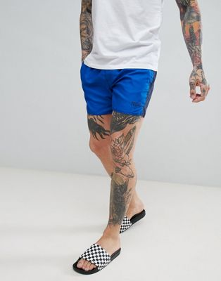 Native Youth - Short de bain color block