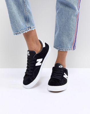 New Balance - 210 - Baskets style skateboarding  - Noir